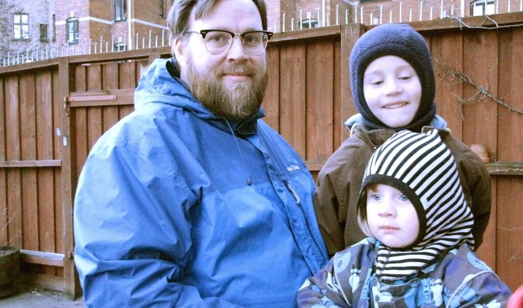 Chris Lykkegaard  (Arkivfoto)