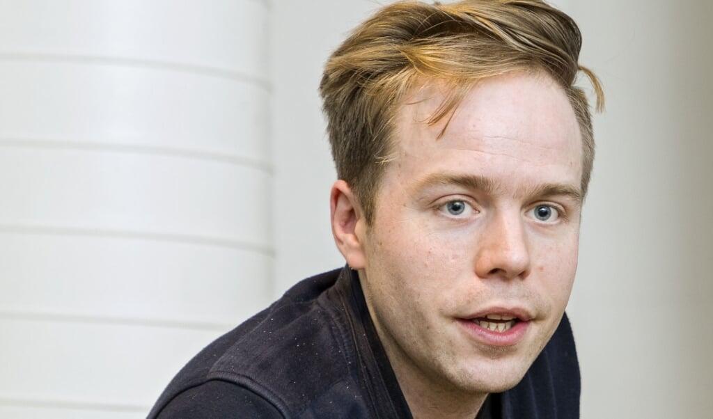 Rasmus Andresen mener, at Robert Habeck er det oplagte bud på Tysklands kommende finansminister.  (Arkivfoto)