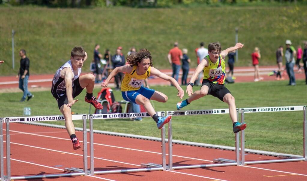 In Zeiten ohne Leichtathletikwettbewerbe hat sich der LK Weiche mit tollen Ideen hervorgetan.  (Archivfoto)