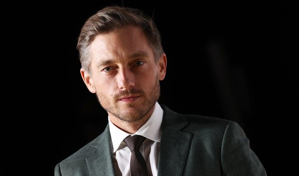 Volker Bruch er blandt de kendte, tyske skuespillere, der deltager i aktionen.    (Christian Charisius/dpa.)