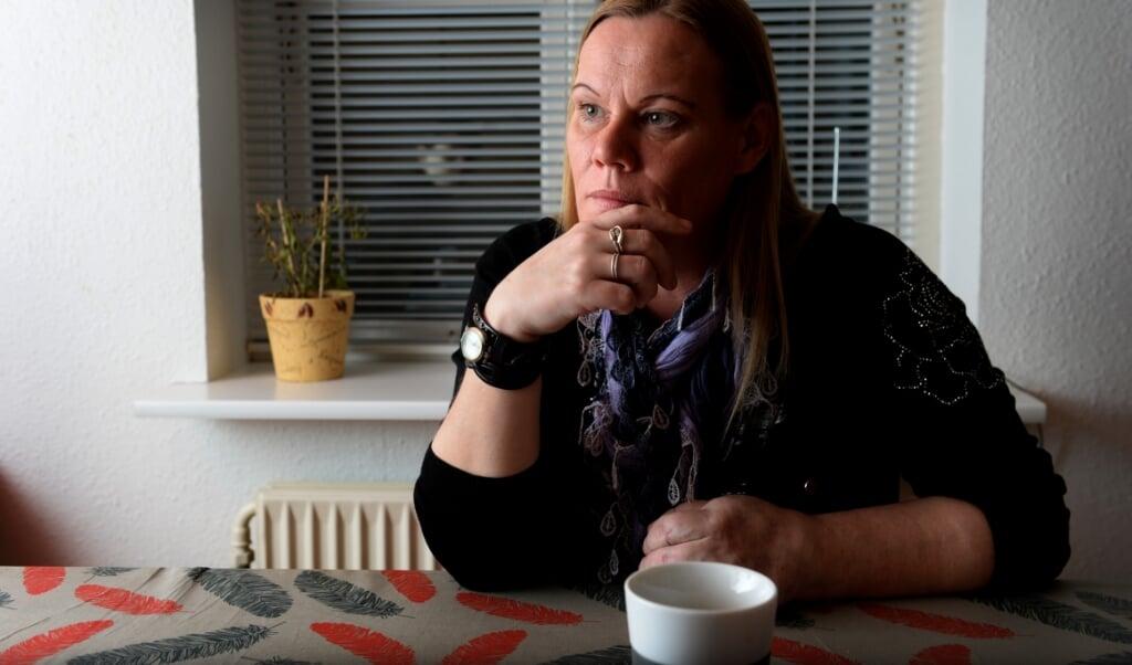 Mette Larsen, formand for Fjordskolens bestyrelse, mener, det er vigtigt at få understreget, at arbejdet med at løse problemerne med indeklimaet, fortsætter.  (Arkivfoto: Jacob Schultz, JydskeVestkysten)
