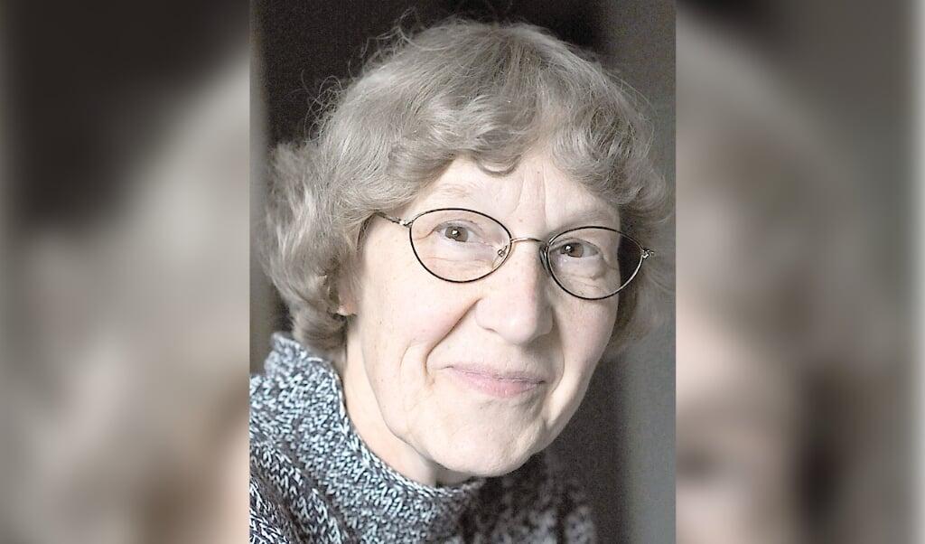 Helle Skadhauge er et mangeårigt medlem af koret.  ( Povl Klavsen)