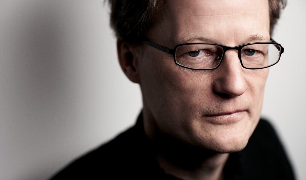 Forfatteren Keld Conradsen stammer fra Kværs i Sønderjylland og har både danske og tyske rødder.  ( Sanne Berg)
