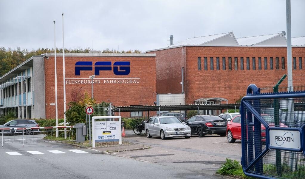Die FFG muss 1200 Quadratmeter gerodete Waldfläche wieder aufforsten.  ( Sven Geißler)