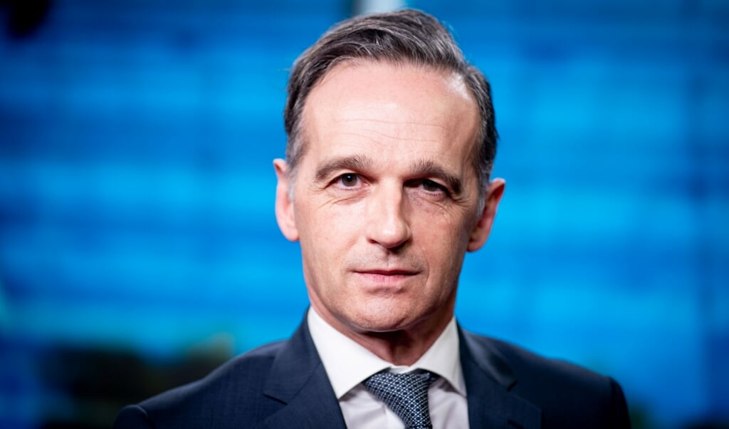 EU og Storbritannien står nu over for et helt nyt kapitel, mener Heiko Maas.   (Kay Nietfeld/dpa.)