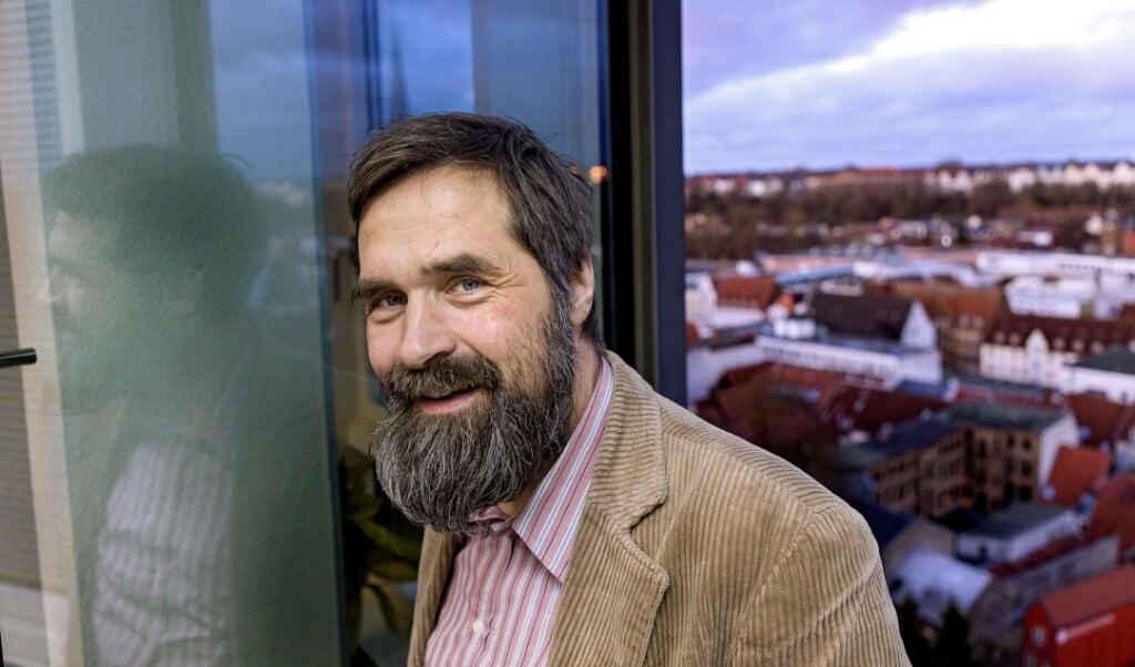 Borgmester Henning Brüggemann er meget glad og lettet over det fremragende årsresultat for 2020. men store udfordringer ligger forude. Arkivfoto:  (Lars Salomonsen)