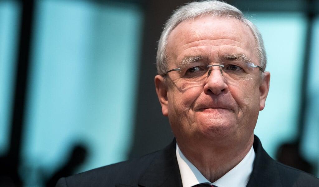 <p>VWs tidligere chef Martin Winterkorn skal i forvejen st&aring; til ansvar for en tiltale om bedrageri.  Bernd von Jutrczenka/dpa.</p>  (dpa)