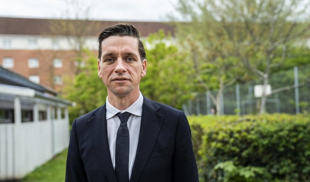 <p>Fungerende udl&aelig;ndinge- og integrationsminister Kaare Dybvad Bek (S) i en skriftlig kommentar til ShippingWatch, at Danmark forhandler med Tunesien om 27 strandede migranter p&aring; skibet &quot;Maersk Etienne&quot;.</p>  ( Martin Sylvest/Ritzau Scanpix)