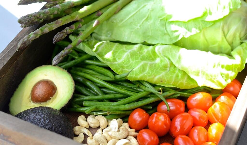 Grøntsager kan let komme til at fylde mere på din tallerken, hvis du sætter det som et mål.  ( Camilla Pi Kirkegaard)