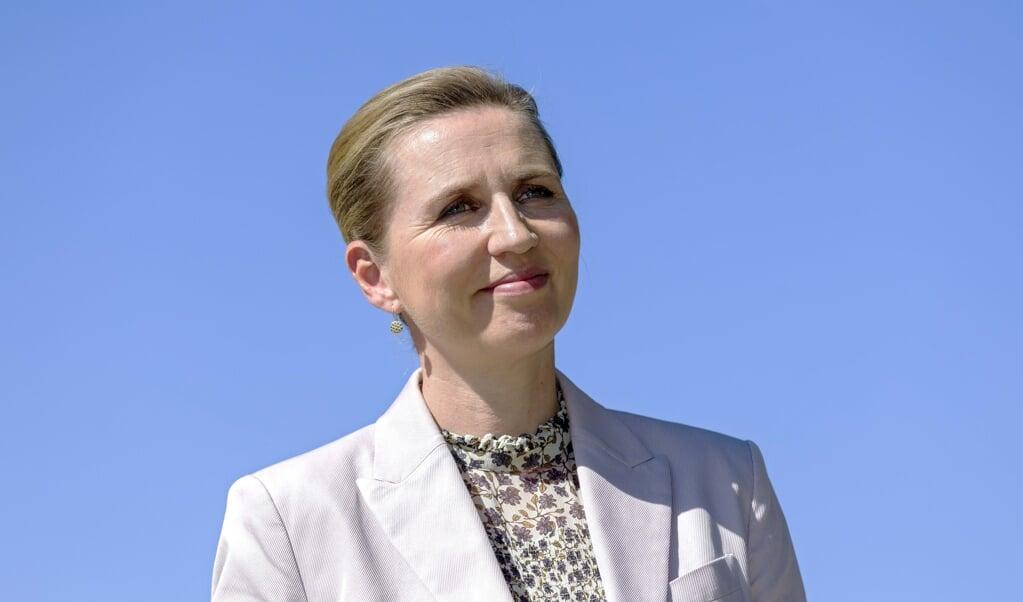 Danmarks statsminister Mette Frederiksen har traditionen tro sendt en hilsen til det danske mindretal i anledning af årsmøderne.   (Arkivfoto: Lars Salomonsen)