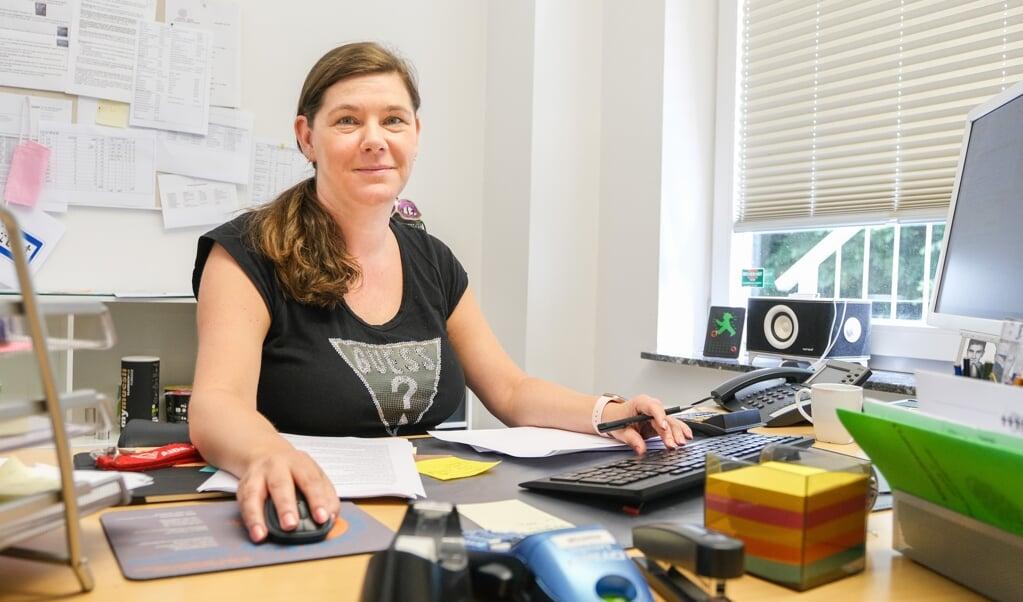 Der er fokus på trivsel i de dage, eleverne er på skolen, fortæller Sandra Mikkelsen, der er skoleleder på Jørgensby-Skolen.  (Arkivfoto: Sven Geißler)