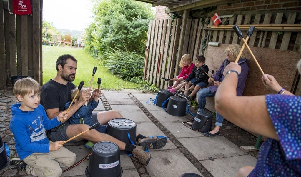 Lejren vil være åben for børn og unge i alderen otte til 17 år.   (Arkivfoto: Martin Ziemer)