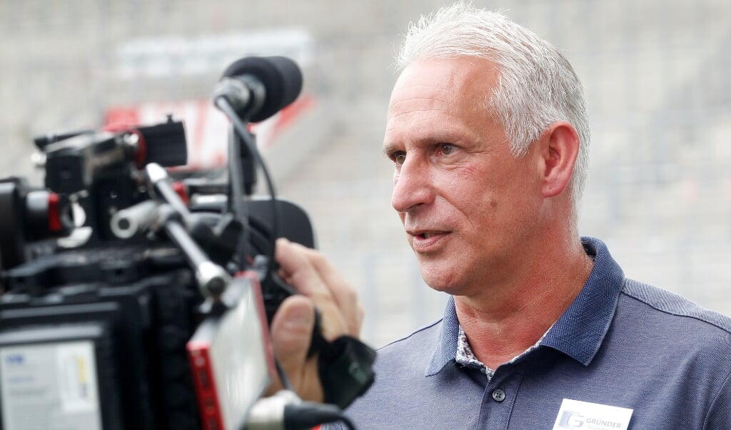 Christian Neidhart ist seit Saisonbeginn Cheftrainer bei Rot-Weiß Essen.  ( Roland Weihrauch/dpa)