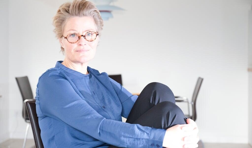 Henriette Beier er holistisk livsstilscoach med egen praksis i Lyksborg. Hun udgiver også dagligt en lille podcast.  ( Sebastian Iwersen)
