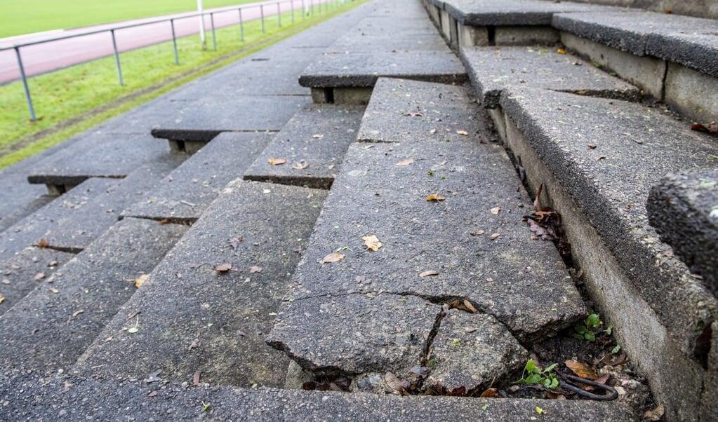 Flensborg Stadion skal sættes i stand de næste år. Arkivfoto:  (Kira Kutscher)