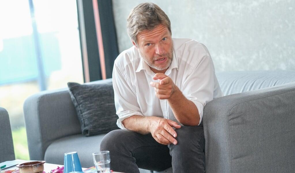 De Grønne har besluttet at aflyse det planlagte valgmøde i stenbjergkirke.  Sven Geißler.  ( Sven Geißler.)
