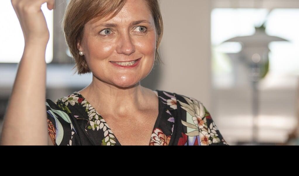 Både forvaltningen og politikerne tager mange initiativer til gavn for erhvervslivet. Vi er på rette kurs, siger overborgmester Simone Lange (SPD).  Kira Kutscher  (Kira Kutscher)