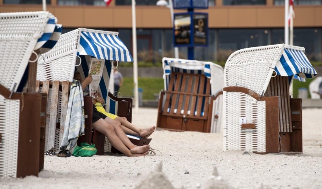 Auch in 2021 verreisen die Deutschen am liebsten im eigenen Land. Die meisten Urlauber zieht es dabei ans Meer.     (Kira Kutscher)