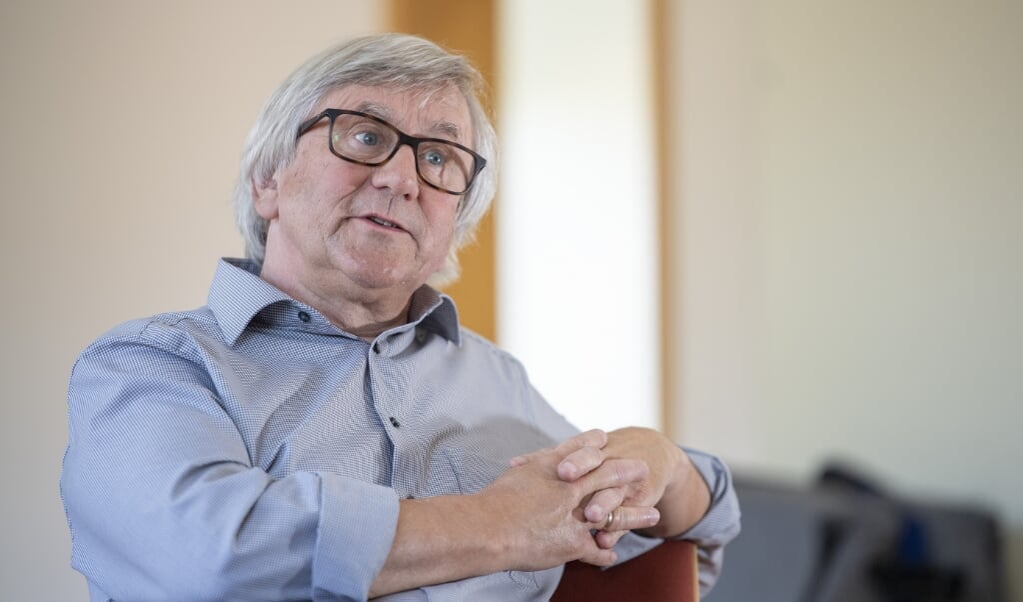 <p>Forretningsf&oslash;rer Tom Petersen har flere planer for fremtiden for Dansk Sundhedstjeneste.</p>  ( Tim Riediger)