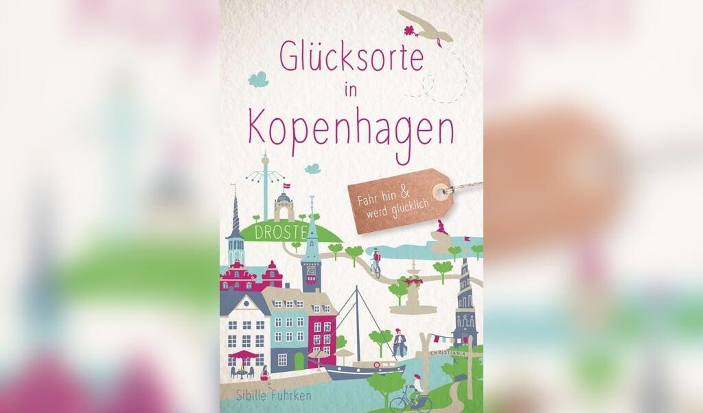 """Das Buch """"Glücksorte in Kopenhagen"""" zeigt bekannte und weniger bekannte Ecken der dänischen Hauptstadt, die Besucher glücklich machen.  (PR-Foto)"""