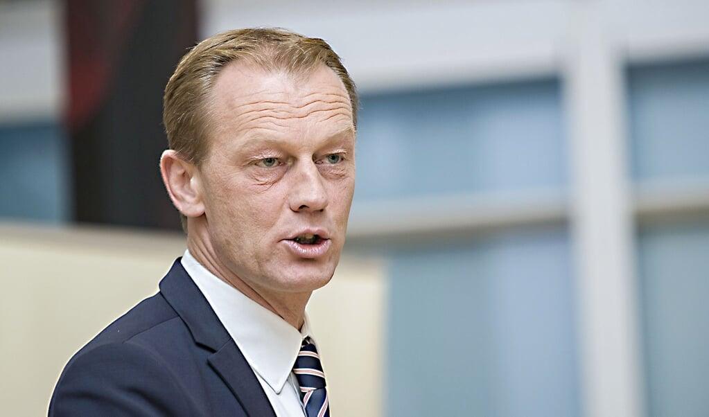 Johannes Callsen, Minderheiten-Beauftragter der Landesregierung, nennt Verzögerungen bei den Haushaltsberatungen als Ursache dafür, dass über die Erstattung der Elternbeiträge noch nicht entschieden worden ist.   (Lars Salomonsen)