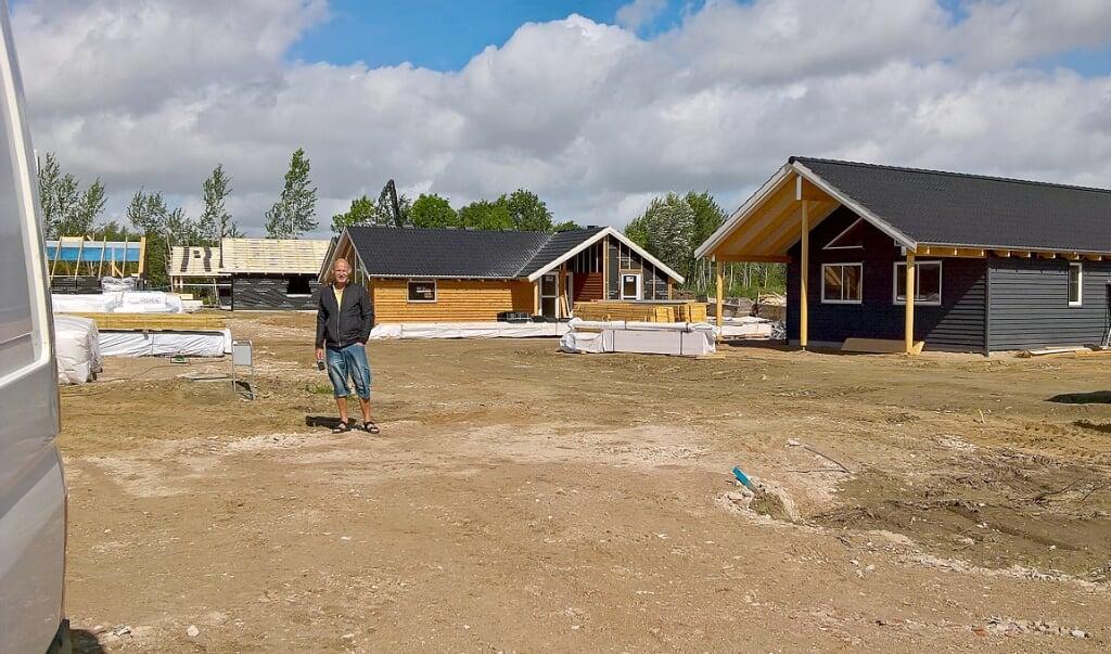 <p>De fleste danskere vil gerne selv bygge deres sommerhus, viser nye tal fra Boligsiden.</p>  (Arkivfoto)