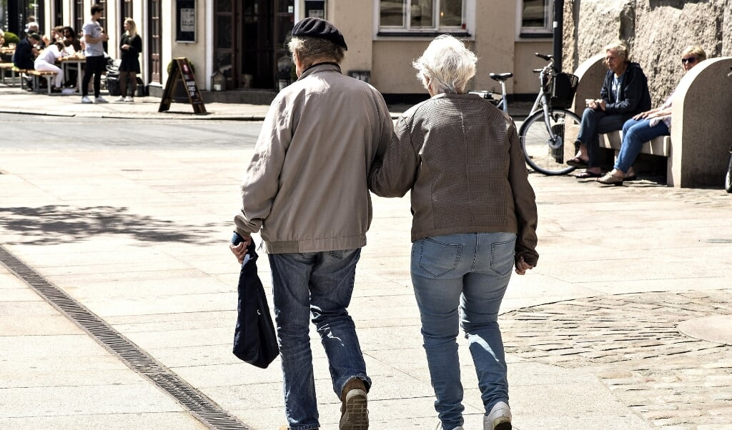 I det pensionsudspil, som regeringen er kommet med, kan visse personer gå tidligere på pension end andre. Det skriver Jyllands-Posten. (Arkivfoto)  (Henning Bagger/Ritzau Scanpix)