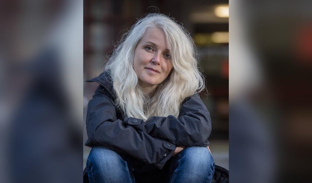 Katrine Hoop er forfatter, debattør og flygtningekonsulent   (i Flensborg.)
