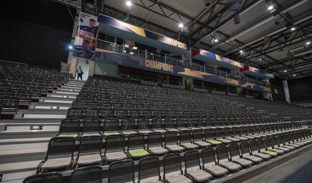 Die Flens-Arena wird bei den drei Heimspielen der SG Flensburg-Handewitt im November nach dem neuesten Beschluss der Bundesregierung leer bleiben.  ( Tim Riediger)