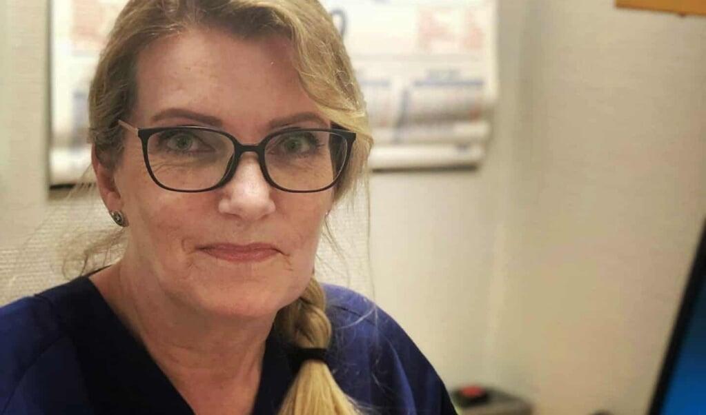 Som talskvinde for pendlere er sygeplejerske Sabrina Johansen tilfreds med den seneste udvikling.   (Privatfoto.)