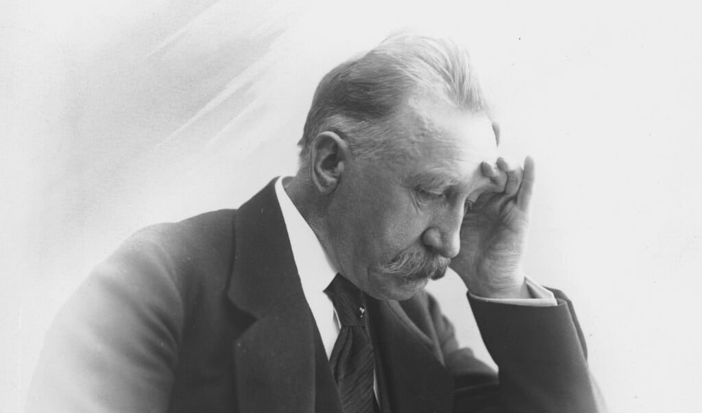 Forud for Genforeningen arbejdede H.P. Hanssen gennem årtier for at fremtidssikre danskheden i Sønderjylland trods det tyske styre.  ( Museum Sønderjylland)