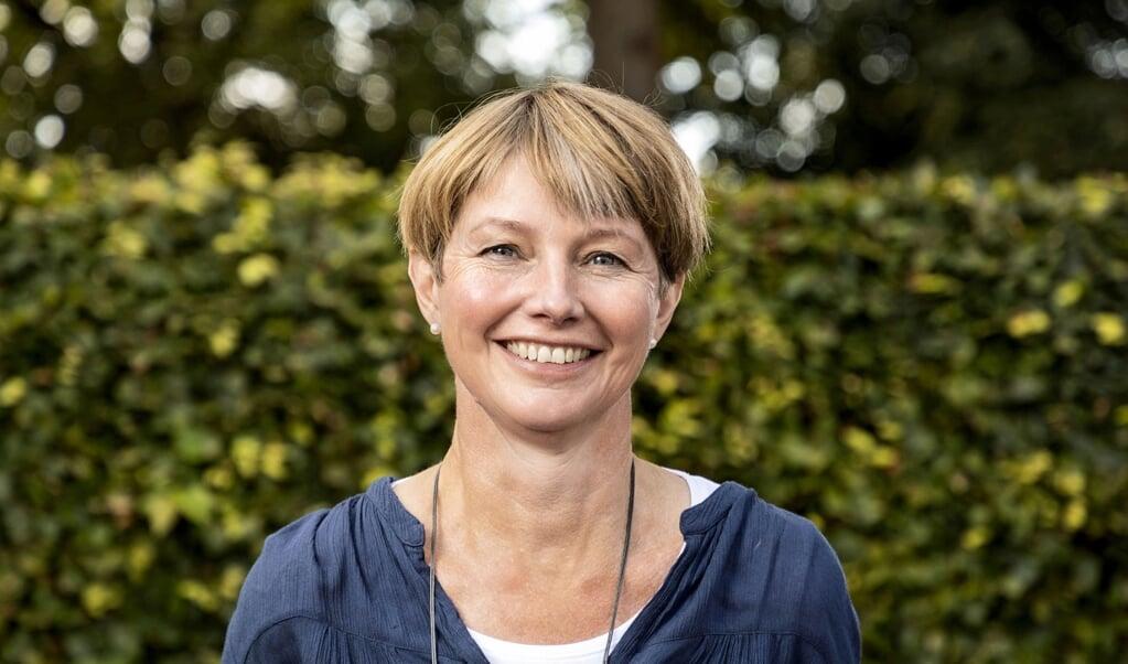 Merethe Neldeberg Jørgensen er del af Familiepanelet. Hun er præst i Ansgar kirke i Flensborg.  ( Lars Salomonsen.)