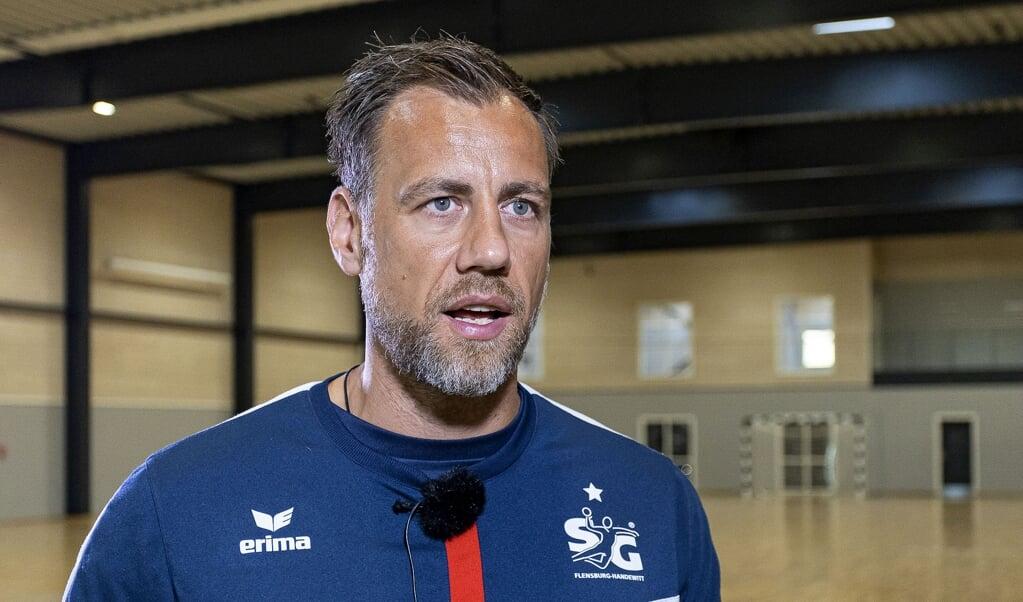 <p>Maik Machulla ist gespannt auf den Neu-Start  Lars Salomonsen.</p>  (Lars Salomonsen)