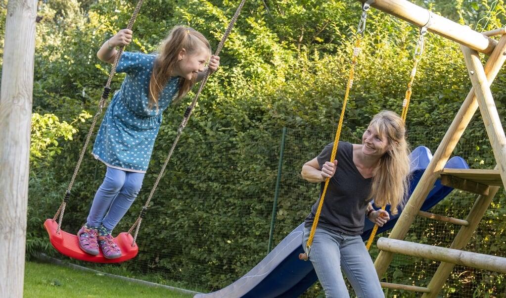 <p>Det bliver en god tur! Kerstin og Ella Stammer fra Flensborg rejser snart til K&oslash;benhavn for at opleve Danmarks hovedstad sammen. Ella er syv &aring;r.</p>  ( Kira Kutscher)