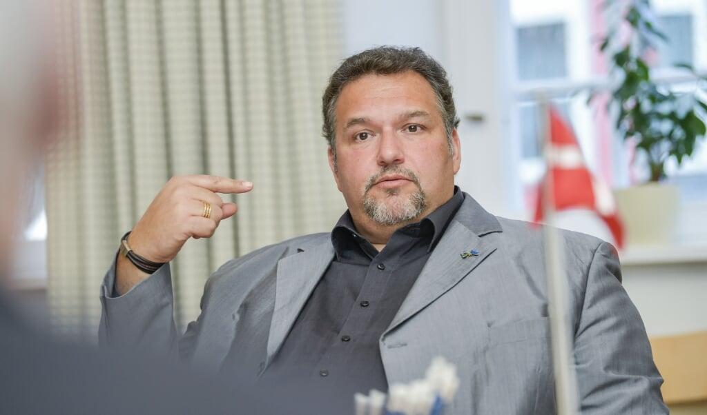 <p>Det var den tyske gr&oslash;nne europapolitiker Romeo Franz, der forelagde rapporten for parlamentet. Han vil gerne have en mere forpligtende opf&oslash;lger p&aring; programmet.</p>  (Arkivfoto: Martin Ziemer)