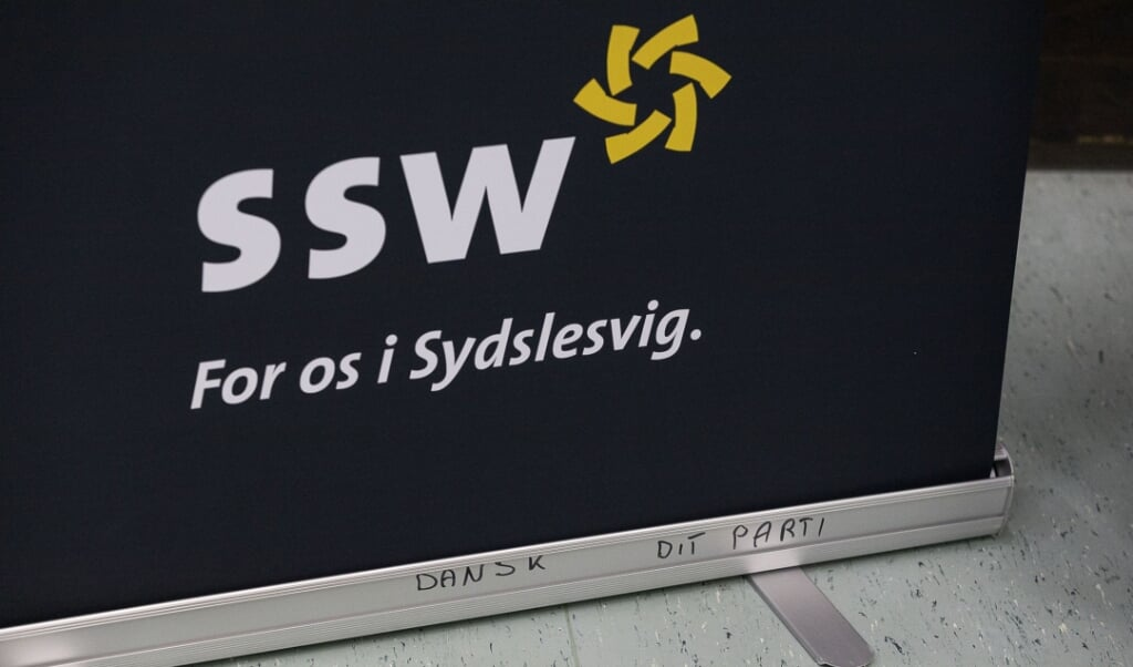 <p>En frisk meningsm&aring;ling tyder godt for SSW.&nbsp;</p>  ( Lars Salomonsen.)