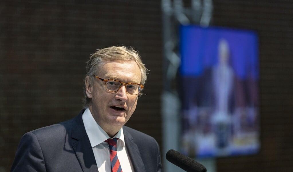 Generalkonsul Kim Andersen håber at se mange til en formiddag, som plejer at være hyggelig og uformel.   (Lars Salomonsen)