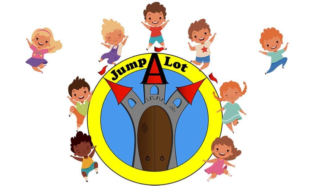 Jump-A-Lot er Sønderjyllands største og måske fedeste legeland. Der er 4000 indendørs og 10.000 udendørs kvadratmeter fyldt med skønne aktiviteter. Pak en madkurv og tag familie eller venner med til en dejlig dag med sjov og hygge.   (Grafik: Martin Weber)