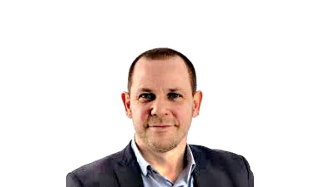 Bent Winther, samfundsredaktør på Berlingske  (Arkiv)