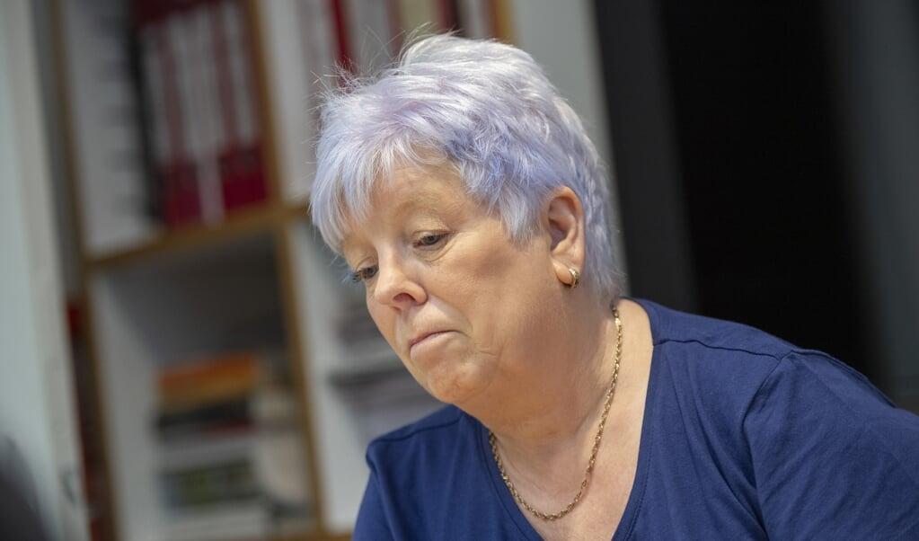 På Ingelore Nehrings arbejdsplads er medarbejderne sendt på Kurzarbeit, fortæller hun i et interview med Flensborg Avis.  Tim Riediger  ( Tim Riediger)