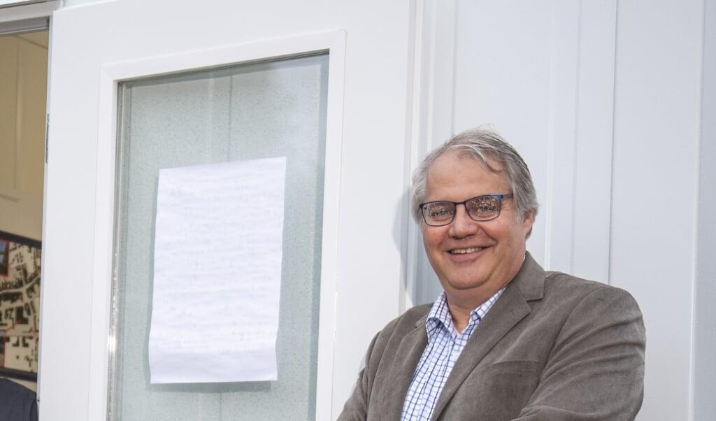 Borgmester Stefan Dose ønskede en tilkendegivelser om, hvorvidt arbejdet skulle med det nye kulturhus i Slesvig skulle fortsætte.   (Kira Kutscher)