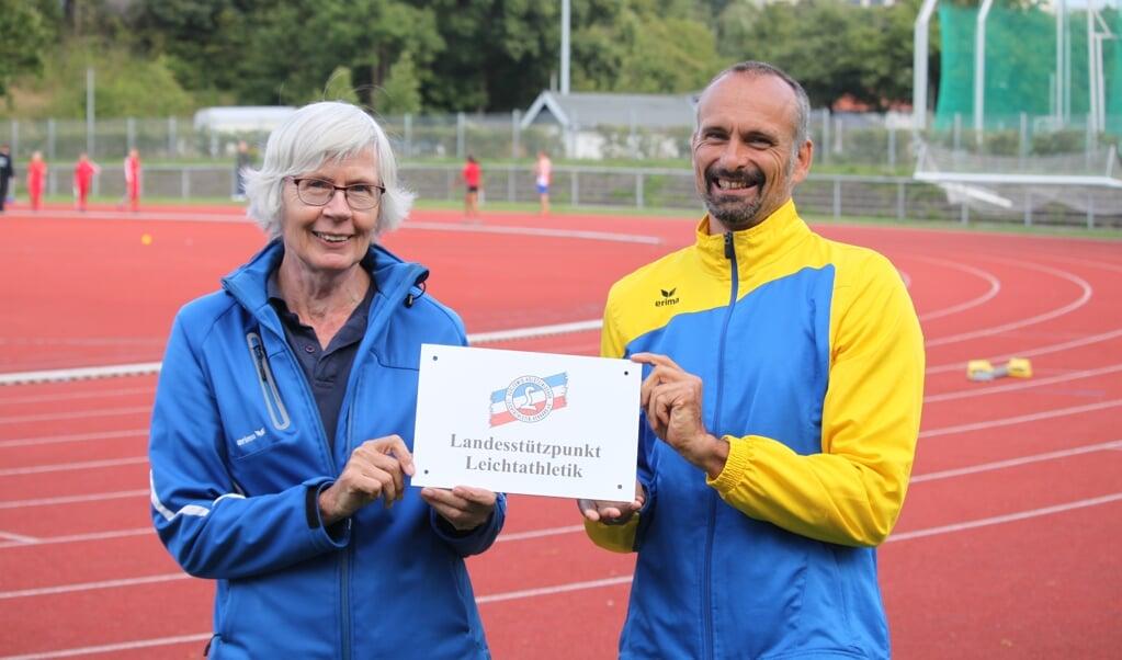 Jan Dreier vom LK Weiche hofft auf viele Stimmen für das Projekt »Jump the Hole«.   (Privat)