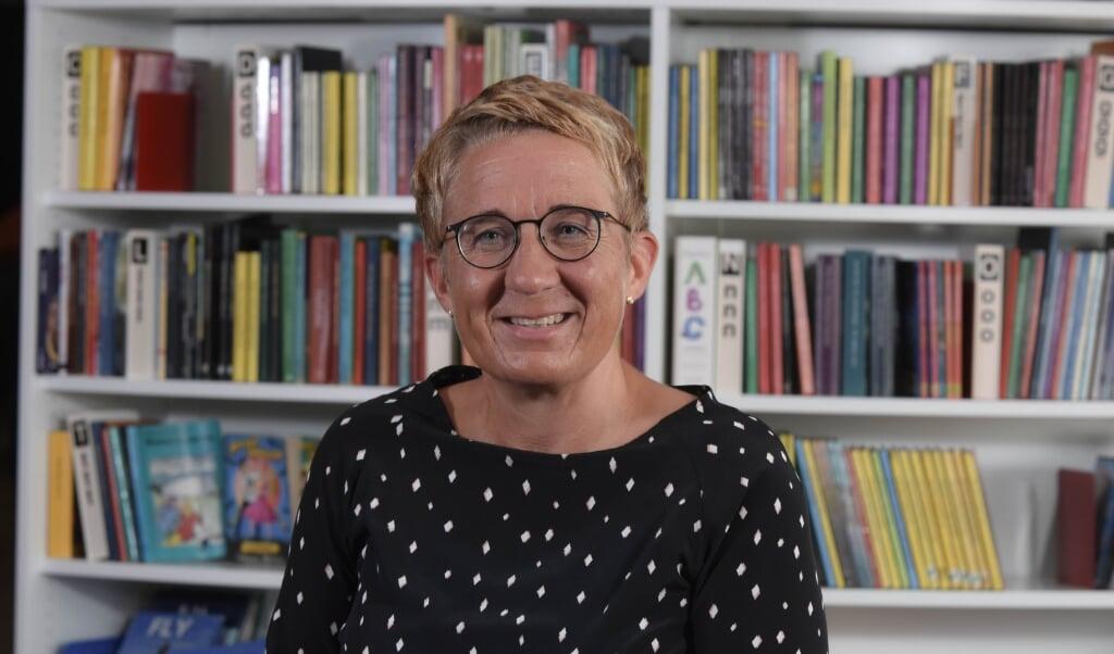 <p>Maureen H&ouml;lzl er 47 &aring;r, uddannet l&aelig;rer og valgt ind i styrelsen</p>  (  Daniel Dürkop)
