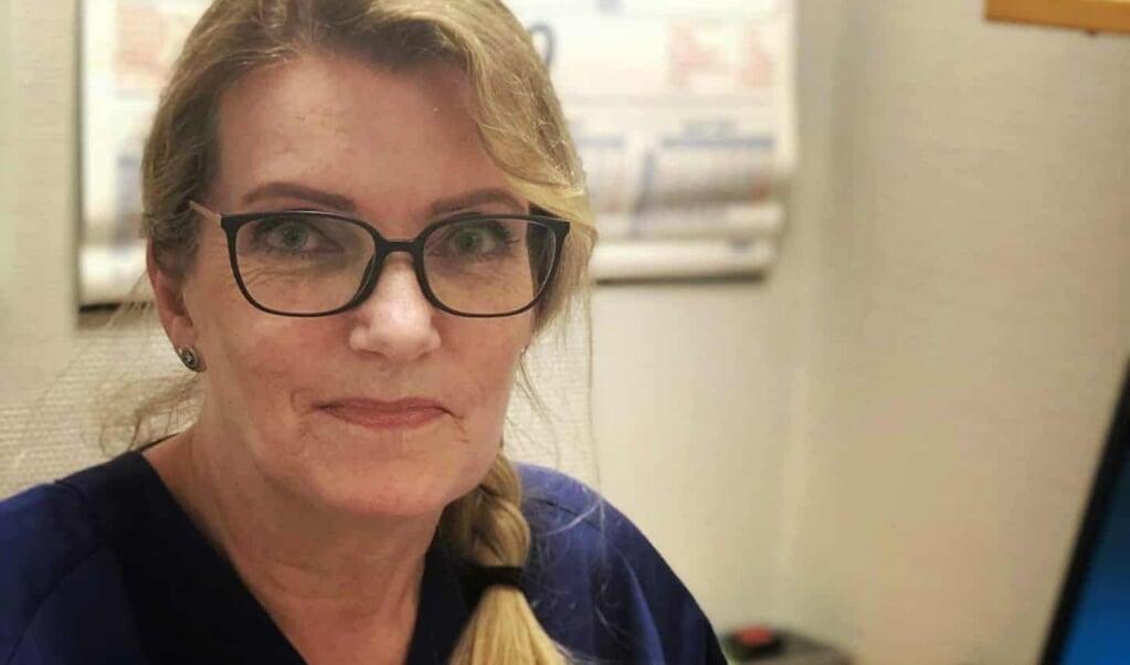 Ud over de forskellige forhold for sygeplejersker i det danske og tyske sygehusvæsen så elsker Sabrina Johansen også at bo i Flensborg. Derfor arbejder hun i Danmark, men bliver boende i byen.  (Privatfoto)