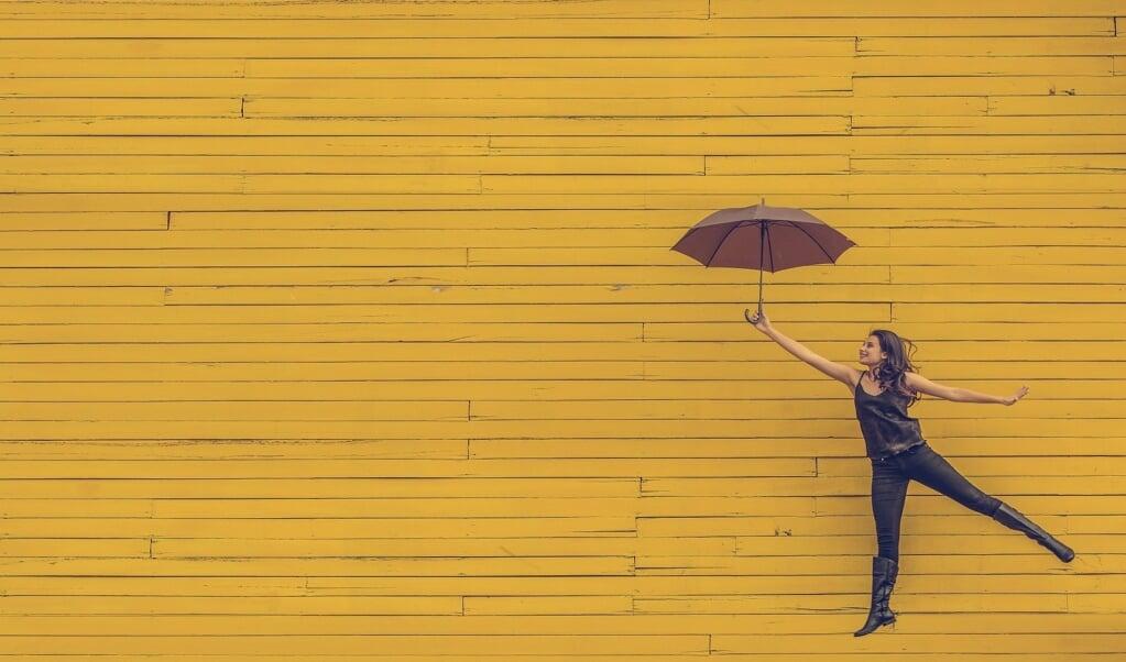 Er du flyvende i dit eget liv, eller skal du have set nærmere på det, der strammer sjælen?  ( Pexels, Pixabay)