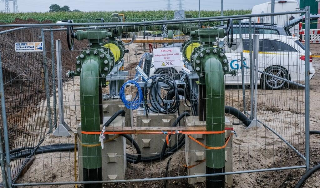 Elektrolyseanlægget ved Haurup skal omdanne el til brint. Og hvis der ikke er brint nok, så vil nordtyske politikere og erhvervsfolk importere grøn brint fra Afrika.    (Sebastian Iwersen)
