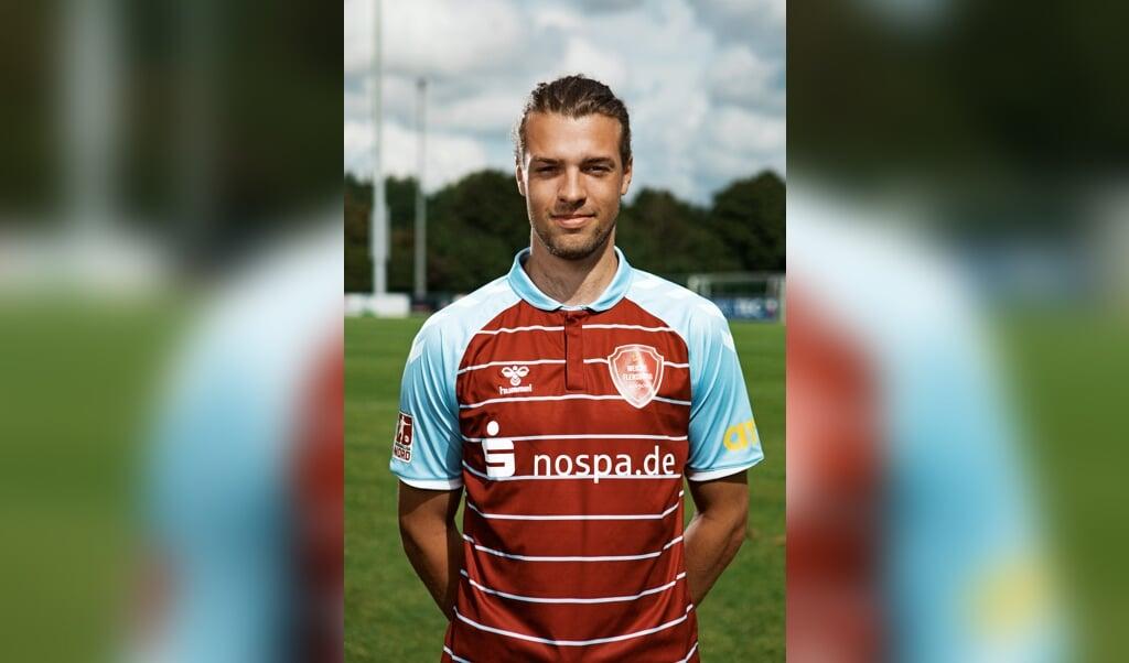 Ture Blaue verlässt den SC Weiche Flensburg 08.  (Archivfoto)