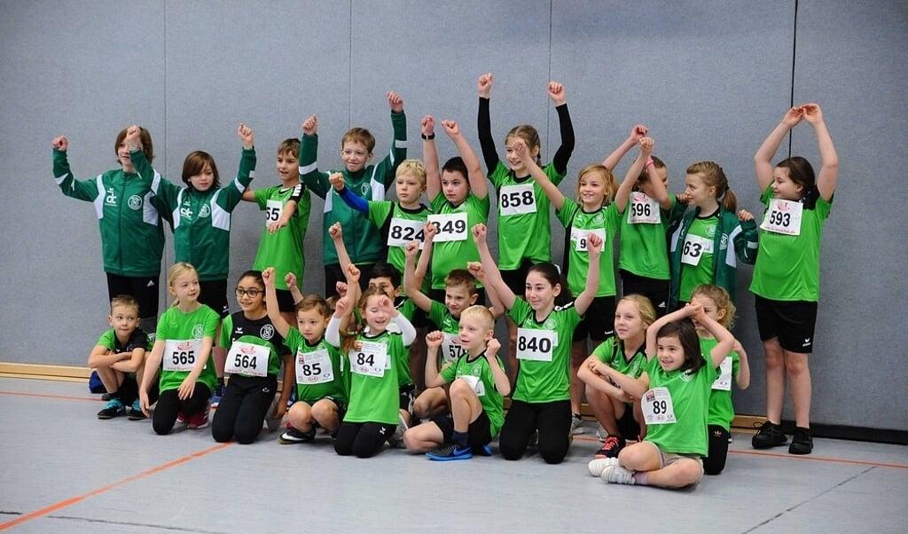 Die Leichtathletiksparte des TSV Nord Harrislee ist im Aufwind.  (Privat)