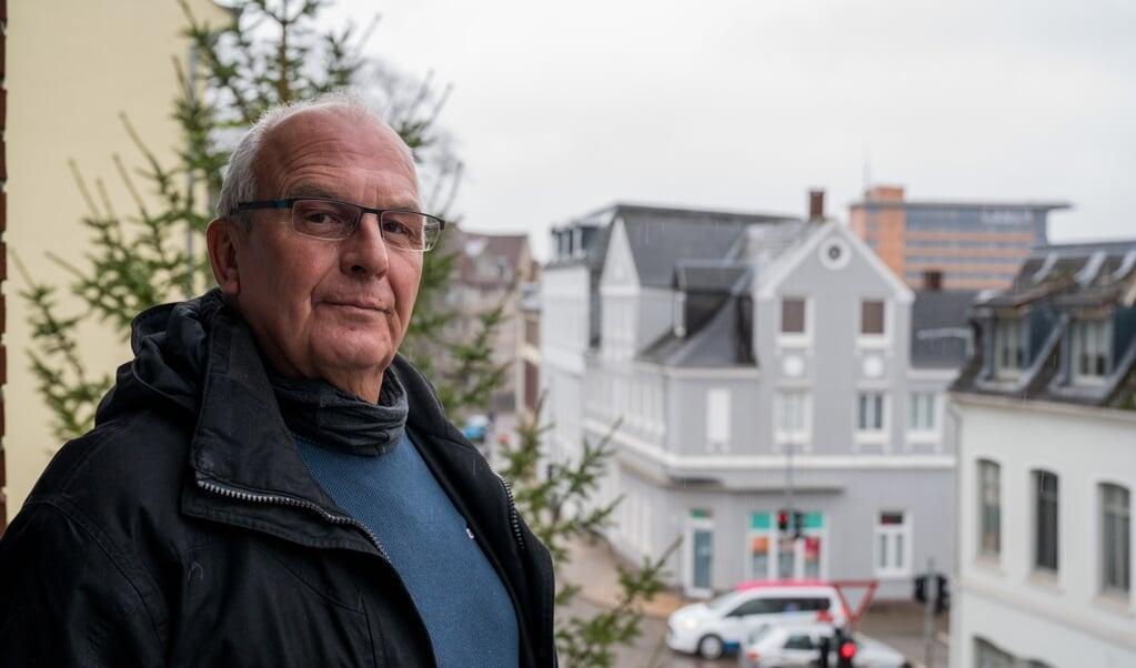 Chauffør Günter Paulsen har mistet sit job efter udtalelser, der er i modstrid med Aktiv Bus' værdigrundlag.   ( Martin Ziemer)