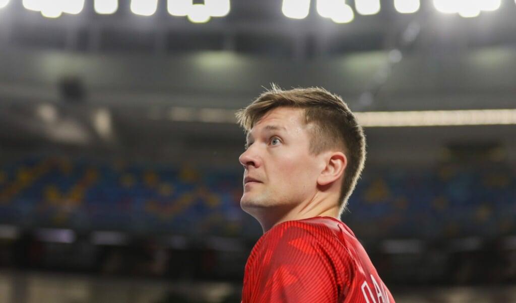 Lasse Svan har nu spillet 220 landskampe for Danmark.  ( IHF)